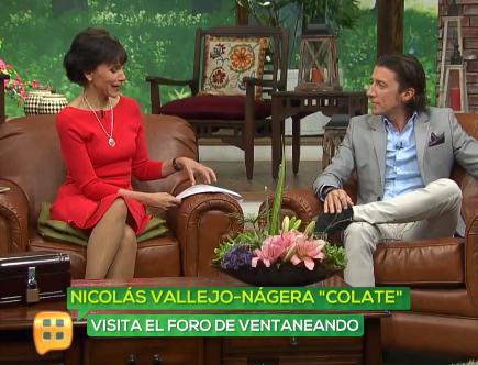Colate habla por primera vez de Paulina Rubio en México