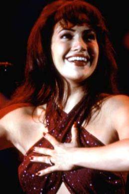 JLo vestida de Selena