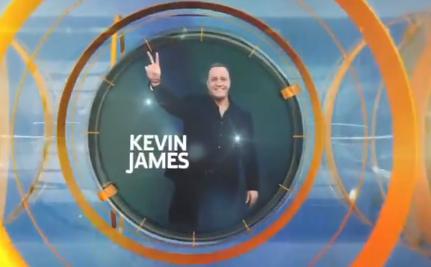 Kevin James en El Hormiguero
