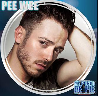 Pee Wee en Me pongo de pie