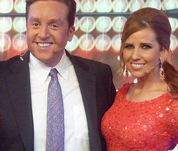 Raquel Bigorra y Daniel Bisogno
