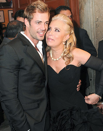 William Levy y Carla Estrada