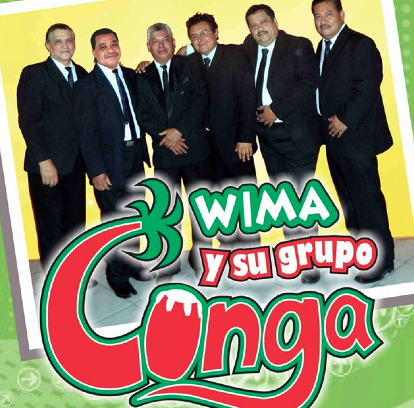 Wima y su grupo Conga