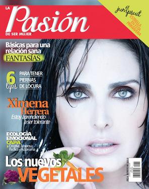 Ximena Herrera en Revista Pasion