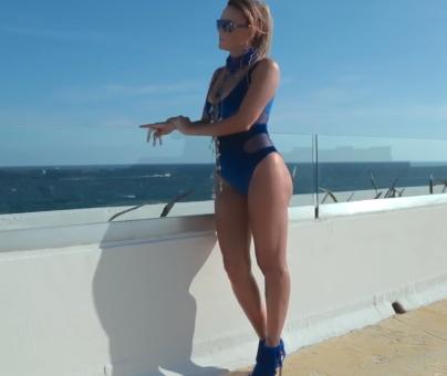 Aline Hernández video Infiel