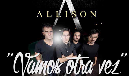 Video Vamos otra vez de Allison