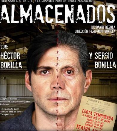 Obra de teatro Almacenados