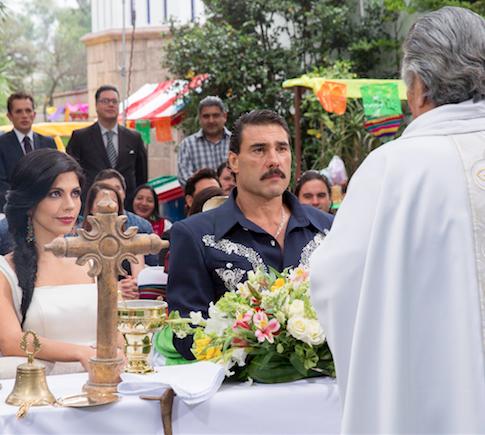 Facundo y María de Amores con trampa