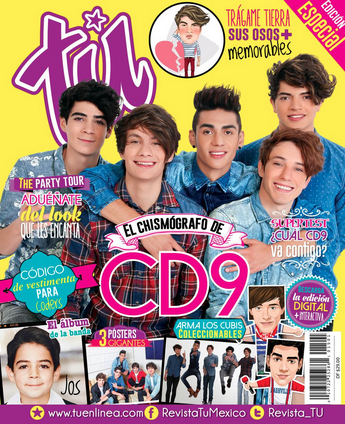 CD9 en Revista Tú