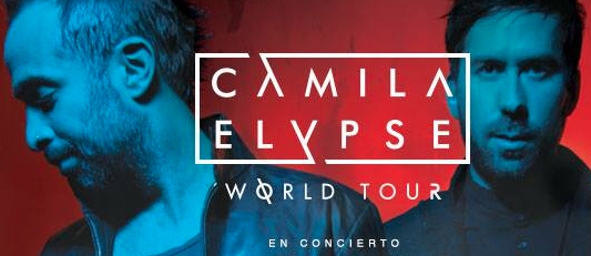 Camila World Tour