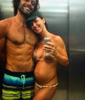 Ceci Ponce y Fran Covarrubias
