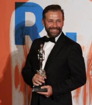 Juan Manuel Bernal en Premios Ariel