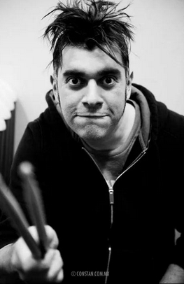 Kross baterista de Pxndx