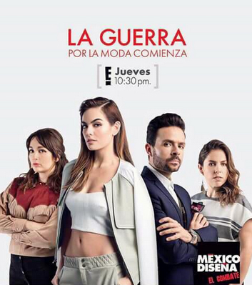 México diseña: El Combate