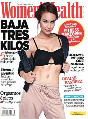 Odalys Ramírez en Womens Health