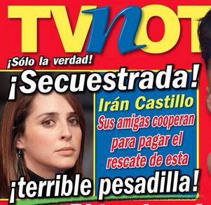 Dan a conocer que Irán Castillo sufrió un secuestro