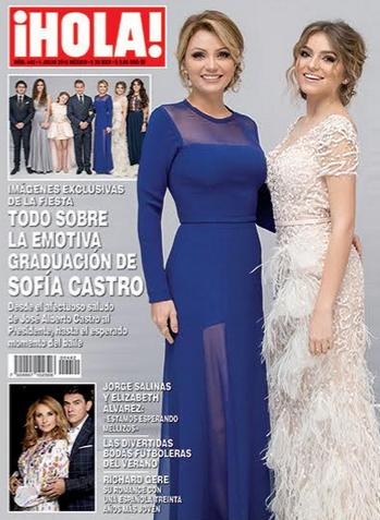 Jorge Salinas y Elizabeth Álvarez esperan mellizos
