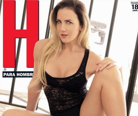 Karenka en Revista H