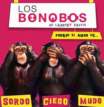 """Regina Blandón, Zuria Vega y Alberto Guerra en """"Los Bonobos"""""""