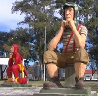 Monumento a Chespirito