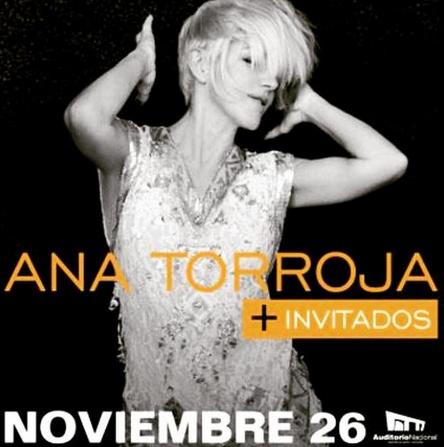Ana Torroja en Auditorio Nacional