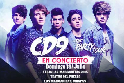 CD9 en Chiapas 19 de julio