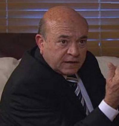 Actor Fernando Rubio