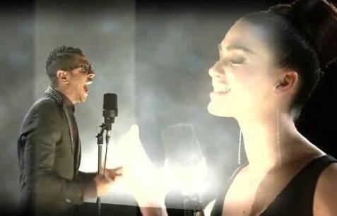Kalimba cantará con Melissa Barrera el tema de la telenovela Tanto Amor