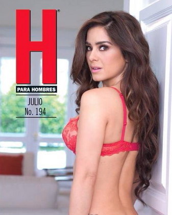 Mimi Morales en revista H