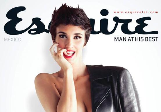 Paz Vega en Revista Esquire