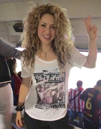 Shakira prepara nuevo disco