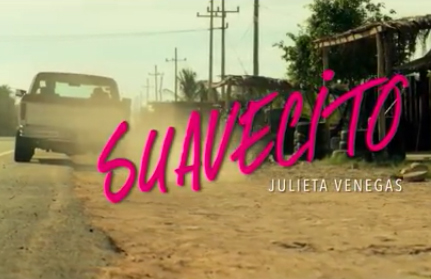 Video Suavecito de Julieta Venegas