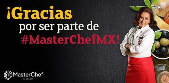 Ale de Master Chef México