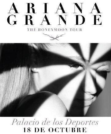 Ariana Grande en Palacio de los Deportes