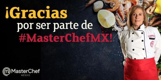 Gaby de Master Chef México