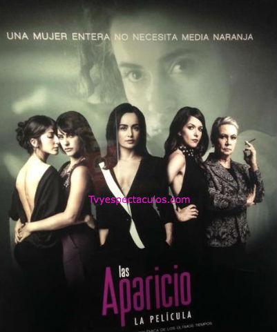 Película de Las Aparicio estrenará en febrero de 2016