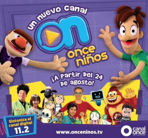 Once Niños Digital