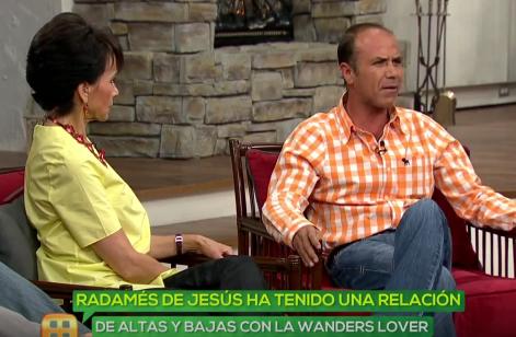 Radamés de Jesús habla de La Wanders Lover en Ventaneando