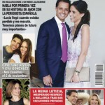 Chicharito confirma romance con Lucía
