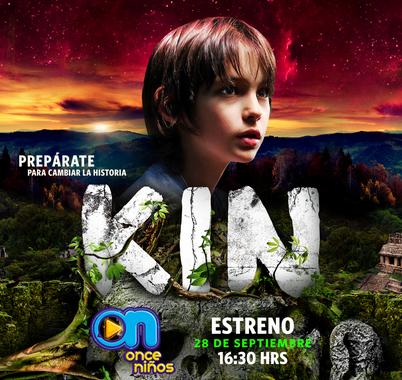 Kin Serie de Canal Once