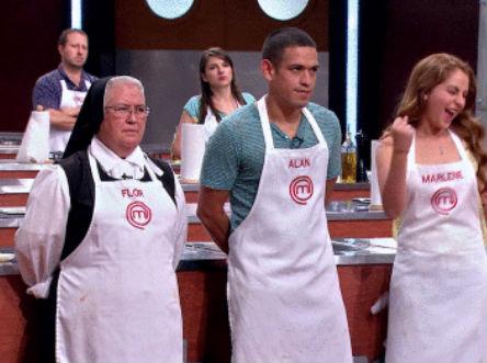 Concursantes de Master Chef México