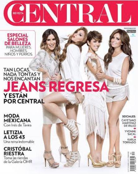 Jeans en revista Central