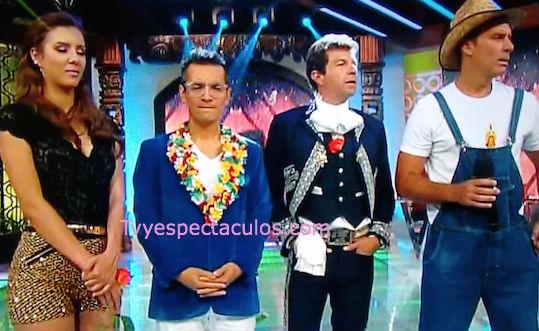 Sergio Sepúlveda, Poncho de Anda y Raúl Osorio sentenciados en La Academia de Venga la Alegría