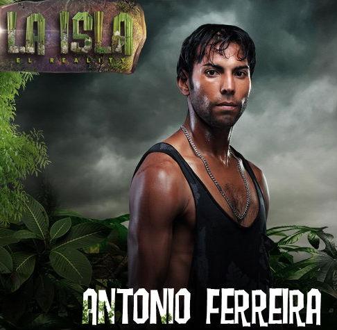 Antonio Ferreira desterrado de La Isla