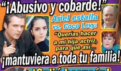Ariel Lopez Padilla contra Coco Levy