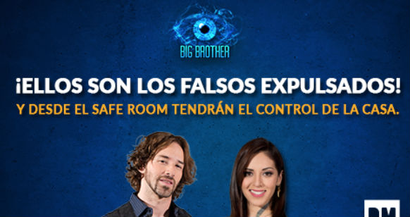 Rudo y Shira de Big Brother