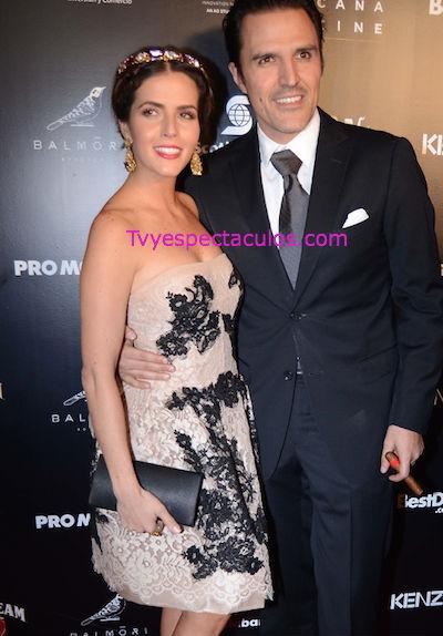 Claudia Álvarez y Billy Rovzar