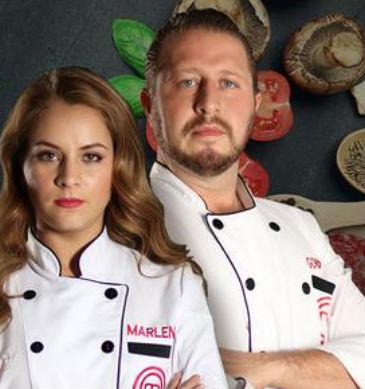 Gonzalo de Master Chef México