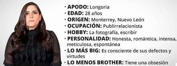 Jimena sale de Big Brother