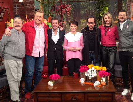 Mascabrothers en Tv Azteca